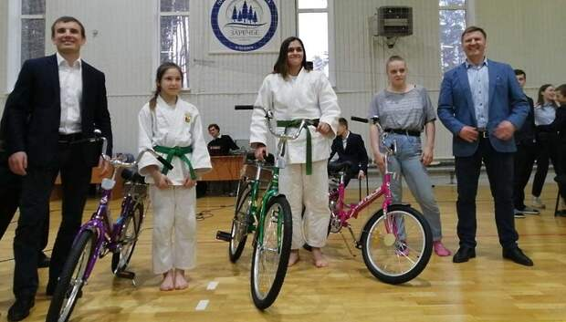 5 подольчанок заняли призовые места в турнире по дзюдо «А ну‑ка, девушки»