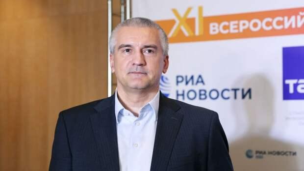 Санкционная истерика свидетельствует о том, что у врагов Крыма нет ни сил, ни возможностей остановить развитие нашего региона – Сергей Аксёнов