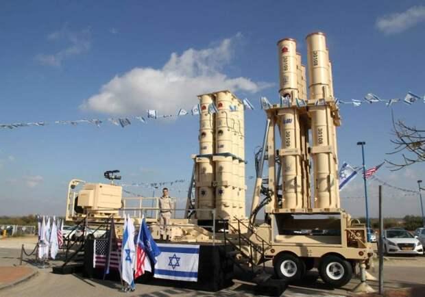 Что ждёт «Пращу Давида»? Израильская ракета могла попасть в руки России