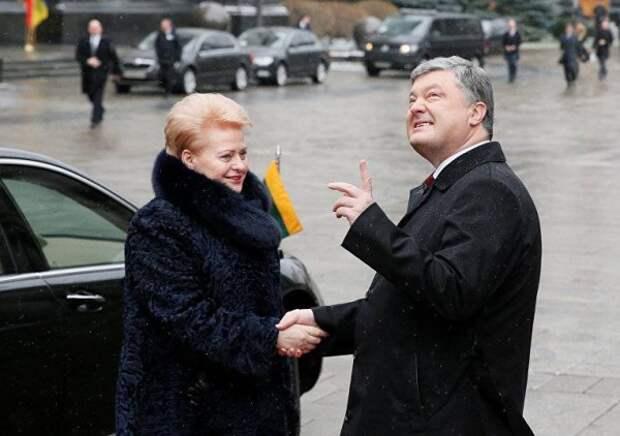 Молчание — золото. Да, Украина? Да, Литва?!