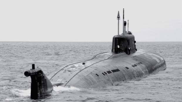 NI назвал российскую подводную лодку «Антей» охотником за авианосцами