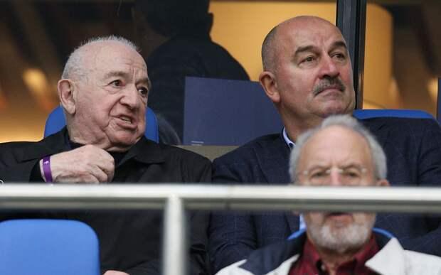 Симонян: «Хотел бы видеть Черчесова тренером «Спартака». Это человек с принципами»