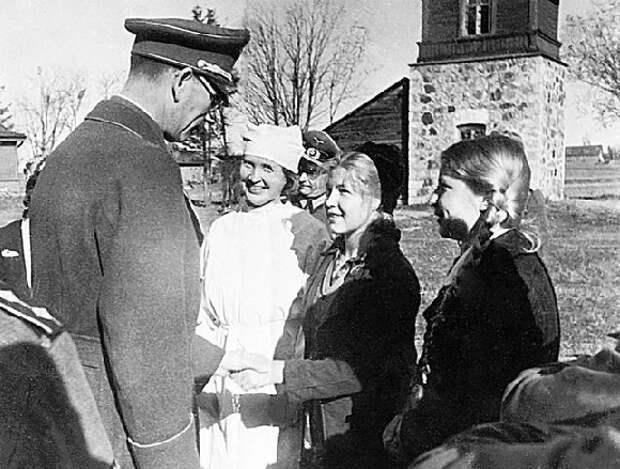 Адельгейда фонБиленберг: почему вдове предателя Власова отказали в генеральской пенсии