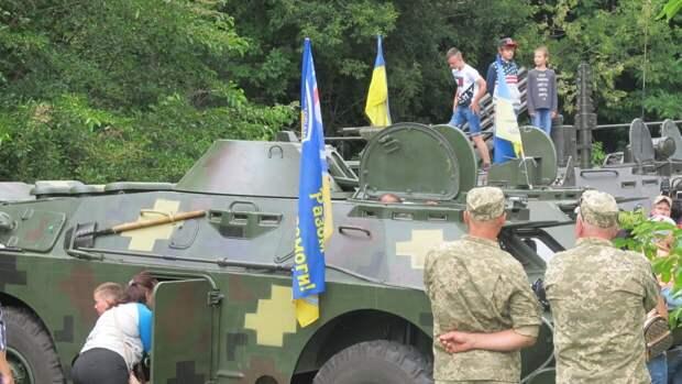 ВСУ превращают Одессу в оккупированный плацдарм
