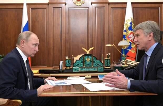 """""""НОВАТЭК"""" может запустить третью очередь проекта """"Арктик СПГ-2"""" на год раньше"""