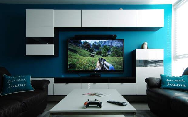 Комната для видеоигр 48 лучших идей ч. 5