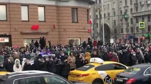 Эксперты назвали истинную цель «профсоюзов» Навального