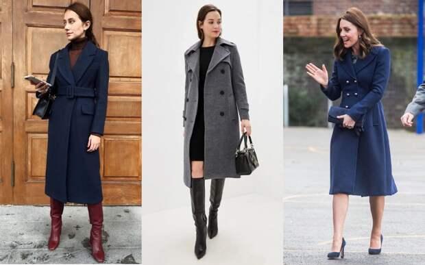 Как правильно сочетать верхнюю одежду и обувь