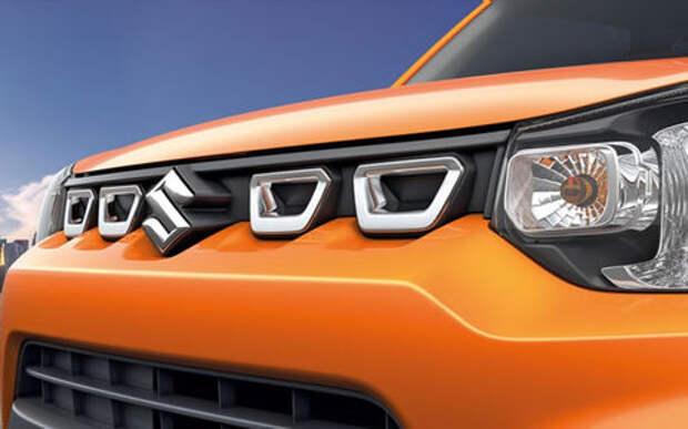 Suzuki готовит к показу бюджетный мини-кроссовер S-Presso