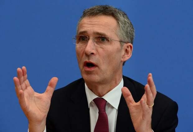 НАТО в очередной раз заявила о «наращивании» военной мощи Россией