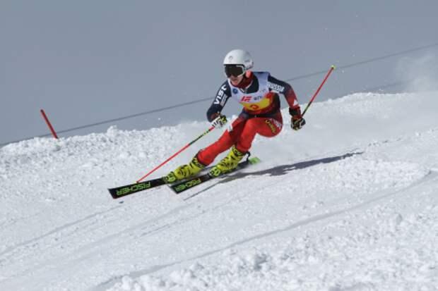 В Кабардино-Балкарии начались сборы горнолыжников сборной страны
