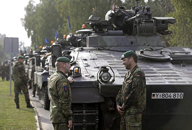 Численность каждого из четырех батальонов составит от 800 до 1,2 тысячи человек