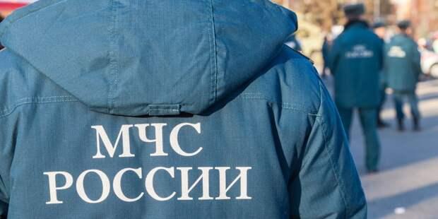 В доме в Барнауле случилось происшествие