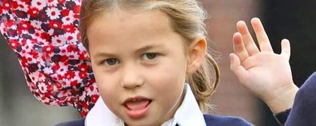 Британской принцессе Шарлотте исполнилось шесть лет