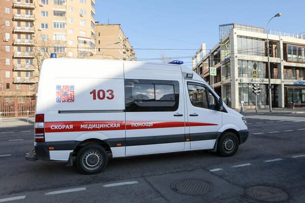 Ветерану стало плохо во время суда по делу Навального о клевете