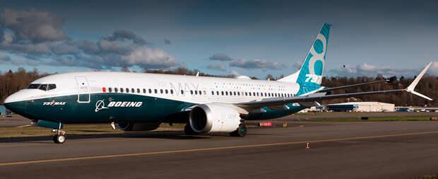 Boeing признал ошибку в решении проблемы с самолетами 737 Max