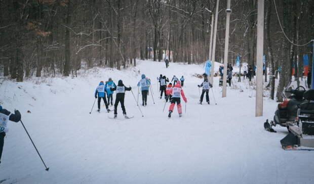 ВКазани ввели вэксплуатацию лыжно-биатлонную базу