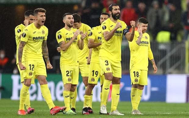 «Вильярреал» выиграл Лигу Европы, победив «Манчестер Юнайтед» по пенальти. Решающий 11-метровый не забил Де Хеа
