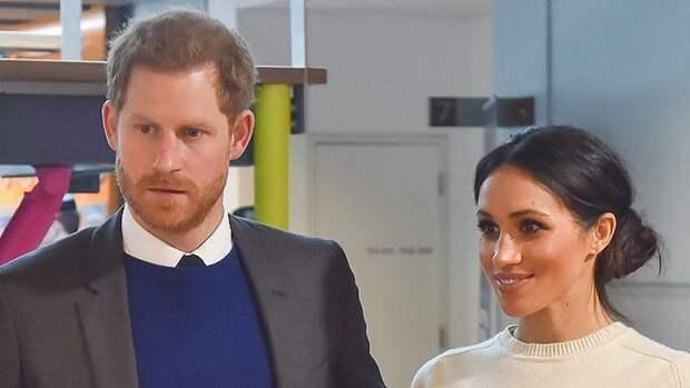 Вышел трейлер фильма о побеге принца Гарри и Меган Маркл из королевской семьи