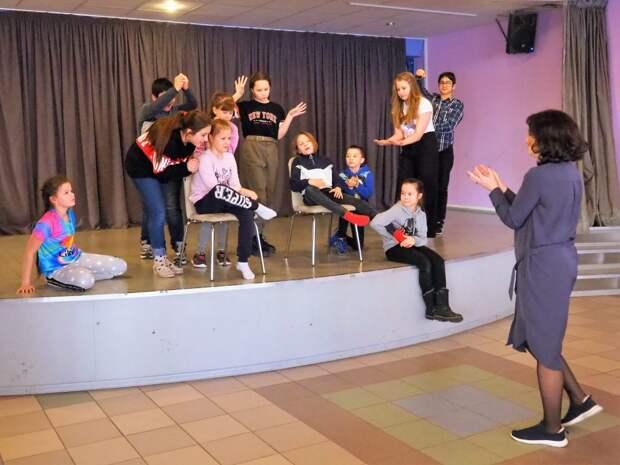 В медиацентре на Братиславской пройдет мастер-класс театрального мастерства