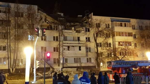 Еще один пострадавший от взрыва газа в Набережных Челнах обратился за медпомощью