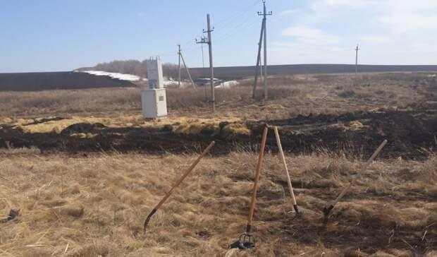 Прорыв нефтепровода в Асекеевском районе обернулся уголовным делом