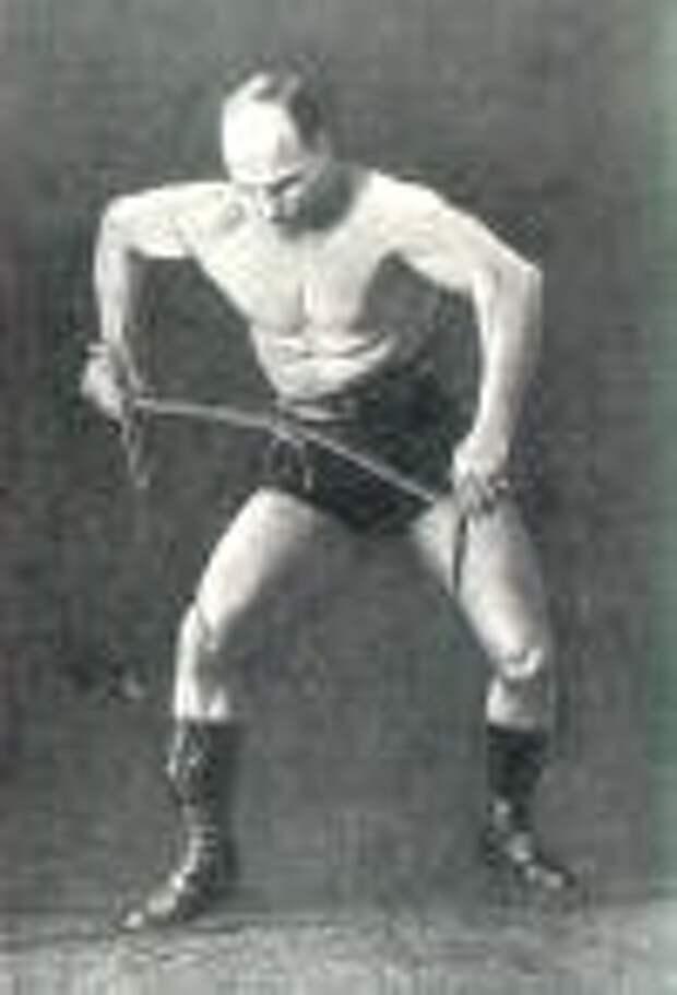 Сухожильные упражнения Засса (Железного Самсона)