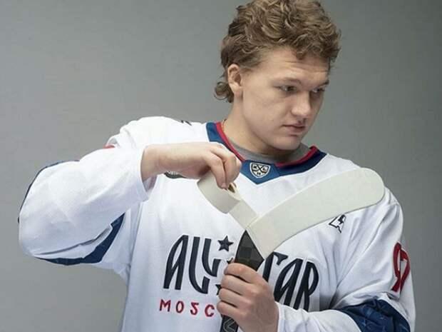 Член сборной России по хоккею пополнил ряды НХЛ