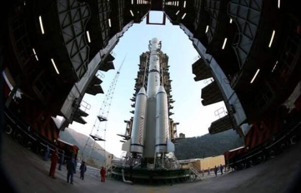 Китай совершил успешный пуск самой мощной ракеты Чанчжэн-5