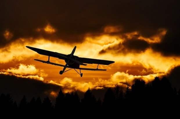В Ростовской области совершил жёсткую посадку легкомоторный самолёт