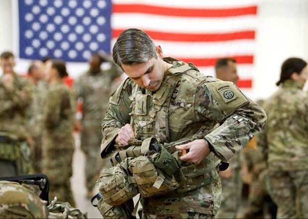 Newsweek: Пентагон создал секретную армию из 60 тысяч человек