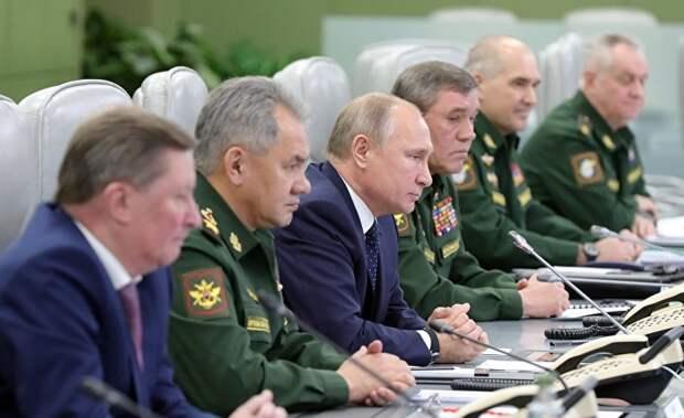 The Times (Великоритания): Путин гордится тем, что Россия побеждает в гонке ядерных вооружений