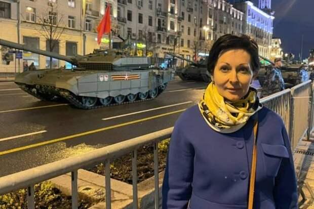 Оксана Бондарь: Тепло и сердечно поздравляю вас с 76-й годовщиной Великой Победы