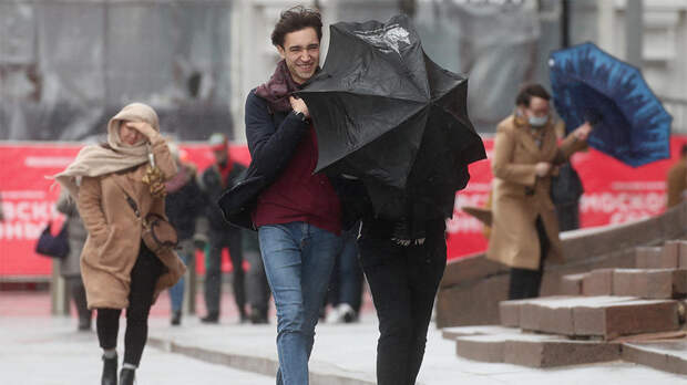 В Москве ожидается сильный ветер