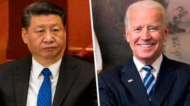 Си Цзиньпин оказался встречаться с Джо Байденом, хотя в США это категорически отрицают