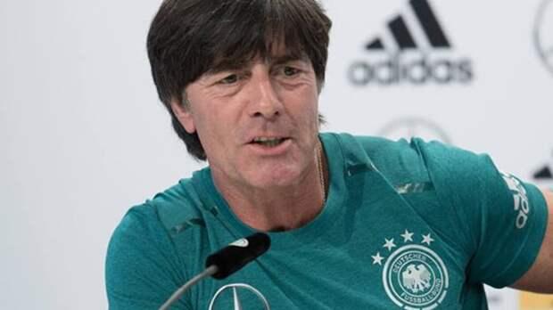 Йоахим Лев объявил стартовый состав Германии на матч против Франции