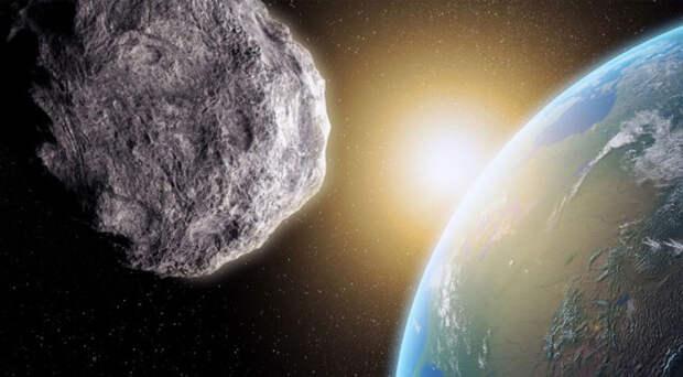 Моделирование показало, что атомная бомбардировка астероидов может спасти Землю от смертельной угрозы