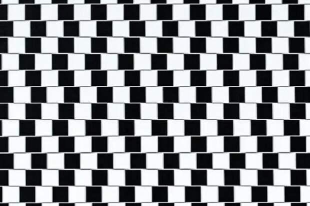 12 оптических иллюзий, которые обманут ваши глаза и приведут вас в изумление
