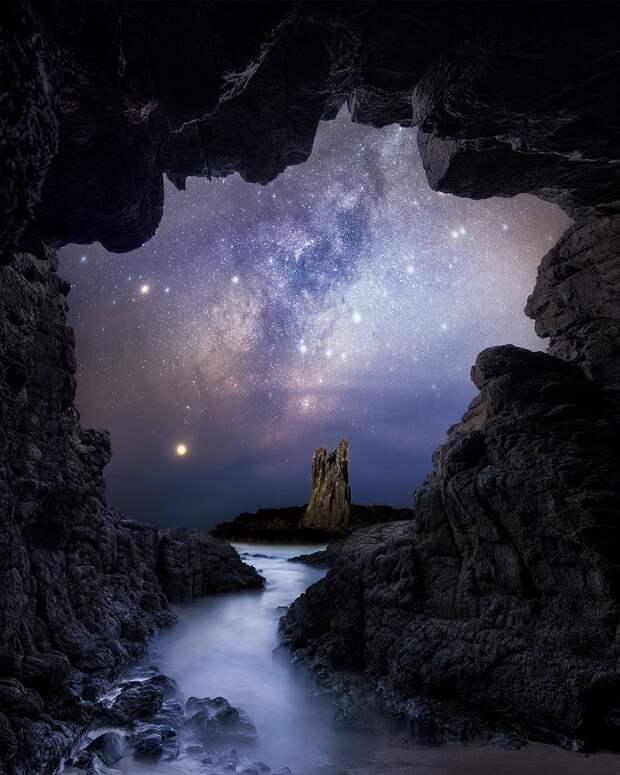 Красота звездного неба на снимках Марчина Зайонтса