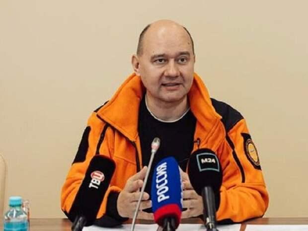 """Координатор """"ЛизаАлерт"""" Олег Леонов предложил создать реестр бездомных людей"""