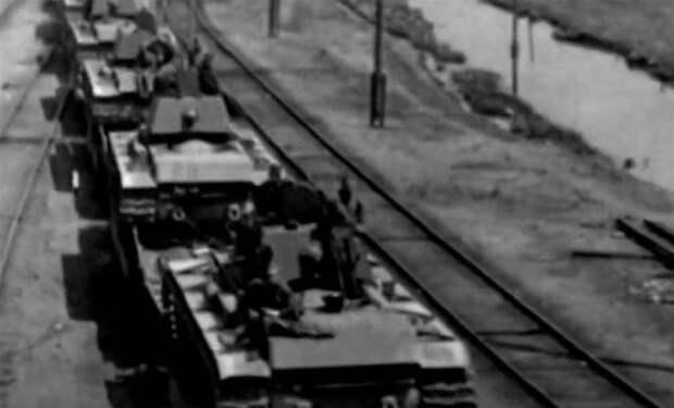 Неудачная операция Красной Армии на Харьковском направлении в начале 1943