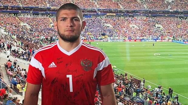 Хабиб переходит из ММА в футбол? Легенда единоборств скоро может подписать контракт с клубом ПФЛ