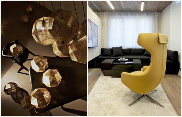 Дизайнерские хитрости изменят узкую комнату до неузнаваемости.