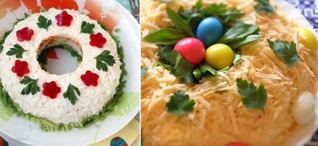 блюда к празднику