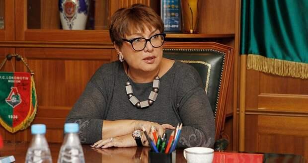 Смородская: «Хочу, чтобы игроки нашей сборной встали на колено, думаю, в сборной Черчесова это возможно»