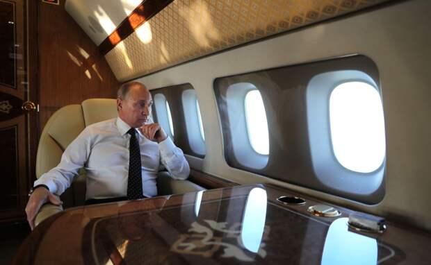 Могут ли враги атаковать самолет президента РФ