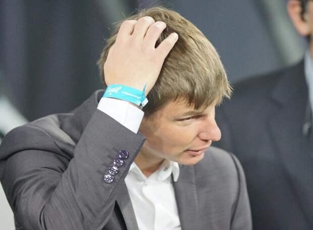 Своему воспитаннику, забившему 14 голов в 19 матчах, «Зенит» не предложил продление контракта. Аршавин не будет спортивным директором