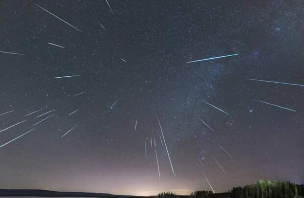 Жители Иркутской области смогут увидеть звездный дождь в ночь на 14 декабря
