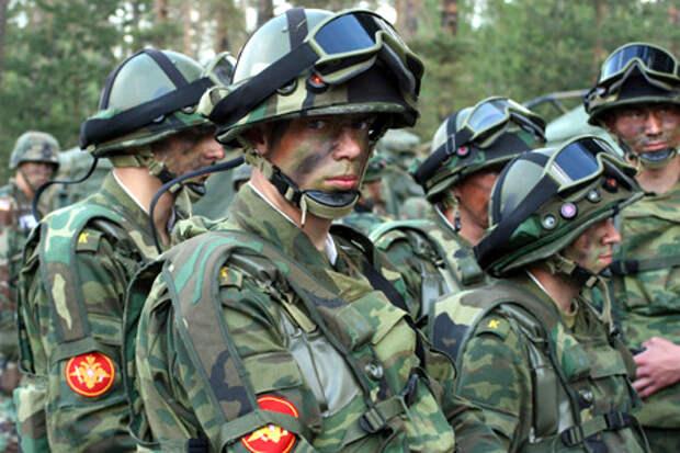 Прибалтика приютила спецназ США, потому что «до смерти» боится России