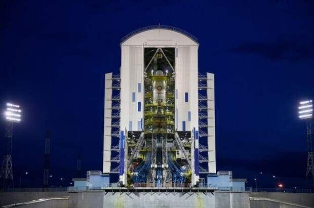 «Союз» вывел на орбиту британские спутники связи OneWeb